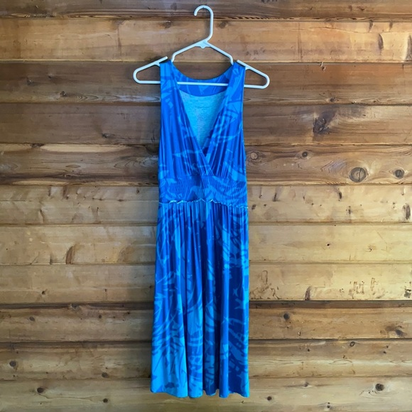 Liz Lange Maternity Summer Print Sleeveless Dress